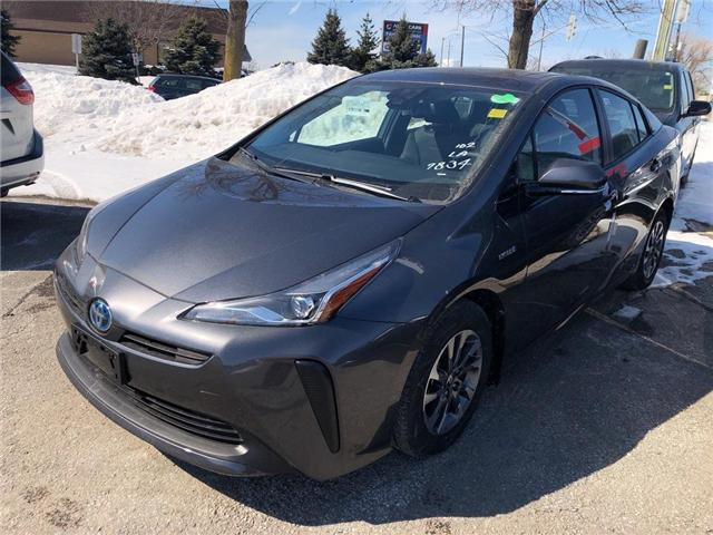 2019 Toyota Prius Technology (Stk: 9PR472) in Georgetown - Image 1 of 5