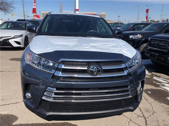 2019 Toyota Highlander XLE (Stk: 9HG476) in Georgetown - Image 2 of 5