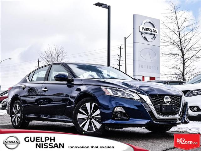 2019 Nissan Altima 2.5 SV (Stk: N20002) in Guelph - Image 1 of 23