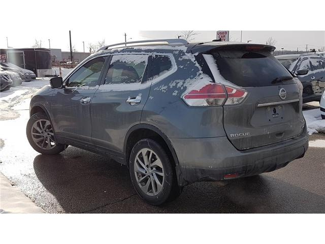 2015 Nissan Rogue  (Stk: N19756B) in Guelph - Image 2 of 11