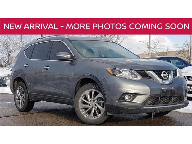 2015 Nissan Rogue  (Stk: N19756B) in Guelph - Image 1 of 11