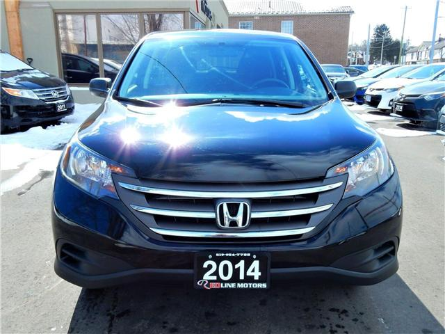 2014 Honda CR-V LX (Stk: 2HKRM3) in Kitchener - Image 2 of 23