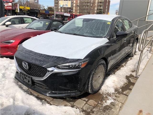 2018 Mazda MAZDA6 GS-L w/Turbo (Stk: 79981) in Toronto - Image 1 of 6