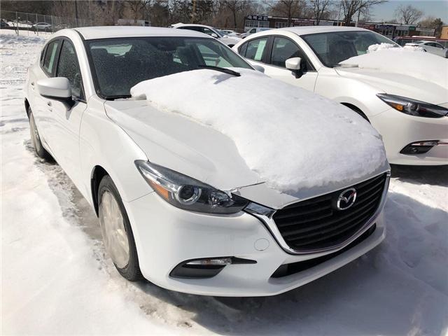 2018 Mazda Mazda3 GS (Stk: 80092) in Toronto - Image 1 of 5