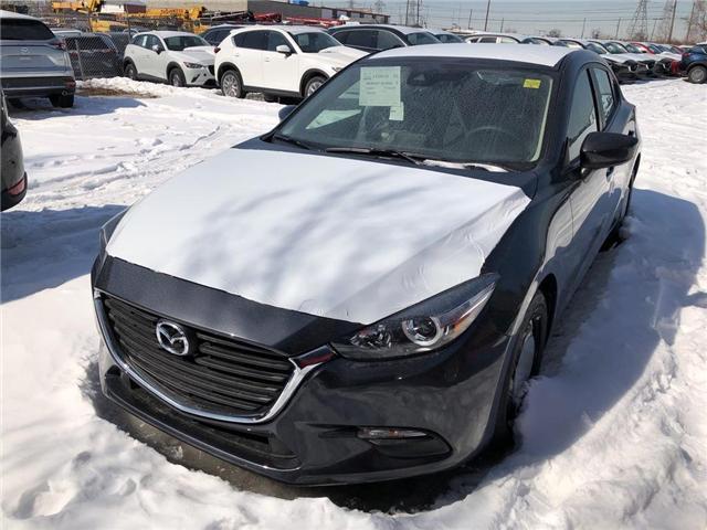 2018 Mazda Mazda3 GX (Stk: 80296) in Toronto - Image 1 of 5