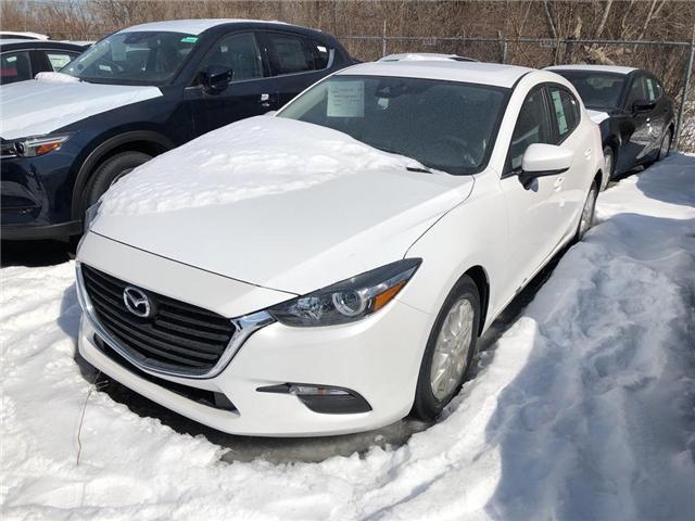 2018 Mazda Mazda3 GS (Stk: 80298) in Toronto - Image 1 of 5