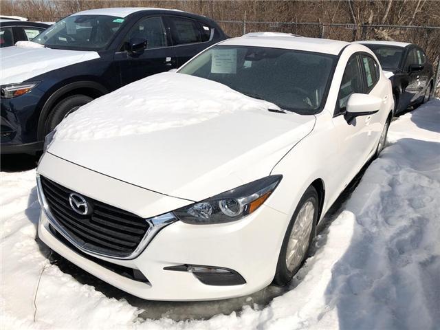 2018 Mazda Mazda3 GS (Stk: 80298) in Toronto - Image 4 of 5