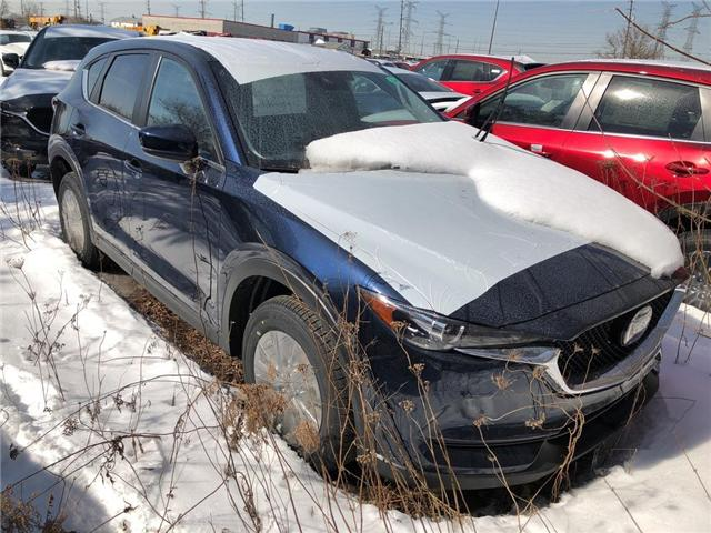 2019 Mazda CX-5 GS (Stk: 81261) in Toronto - Image 2 of 5