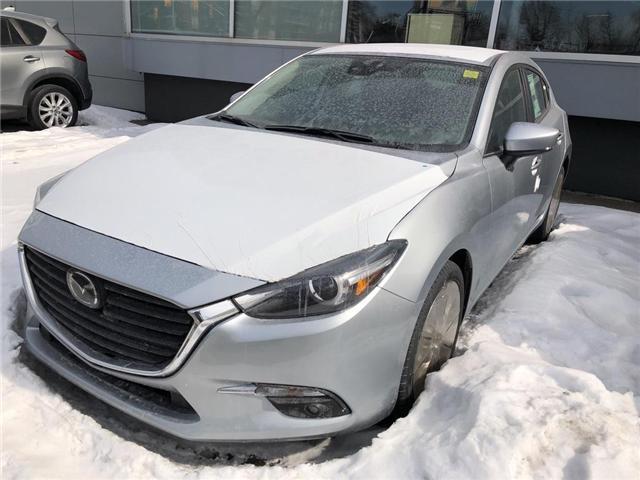 2018 Mazda Mazda3 GT (Stk: 80340) in Toronto - Image 1 of 5