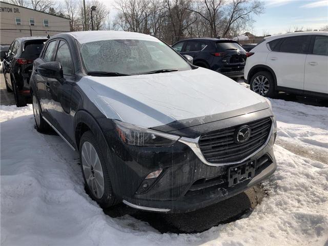 2019 Mazda CX-3 GT (Stk: 81322) in Toronto - Image 3 of 5