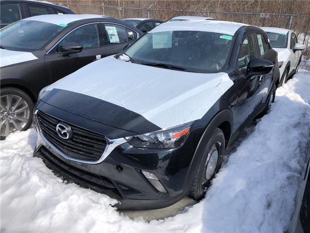 2019 Mazda CX-3 GX (Stk: 81325) in Toronto - Image 1 of 5