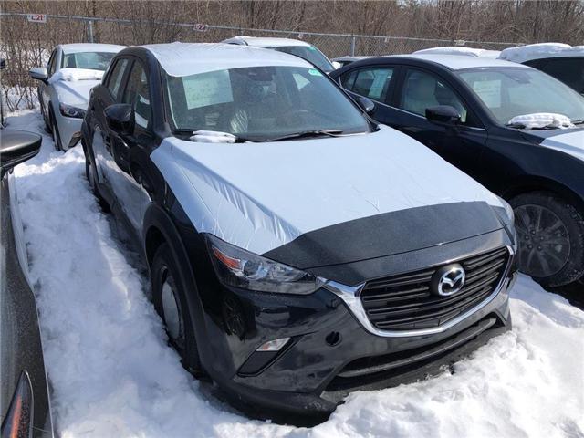2019 Mazda CX-3 GX (Stk: 81325) in Toronto - Image 3 of 5
