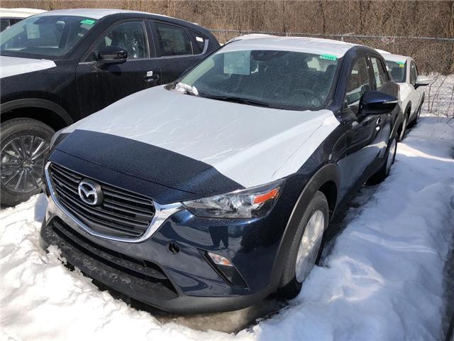 2019 Mazda CX-3 GS (Stk: 81340) in Toronto - Image 1 of 5