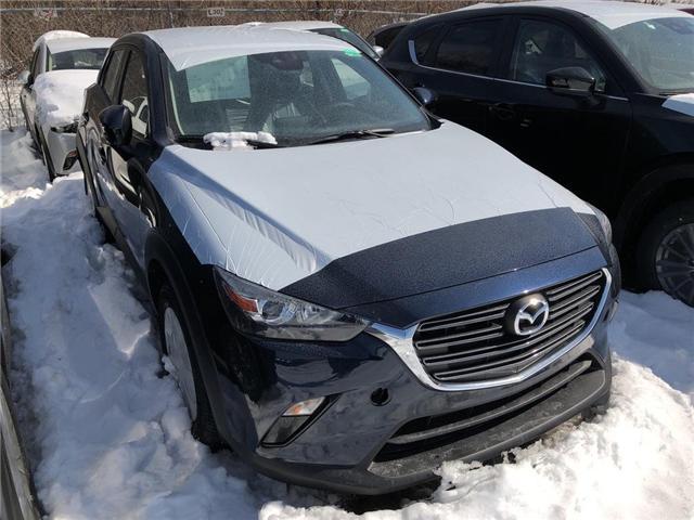 2019 Mazda CX-3 GS (Stk: 81340) in Toronto - Image 3 of 5