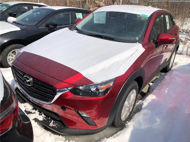 2019 Mazda CX-3 GS (Stk: 81344) in Toronto - Image 1 of 5