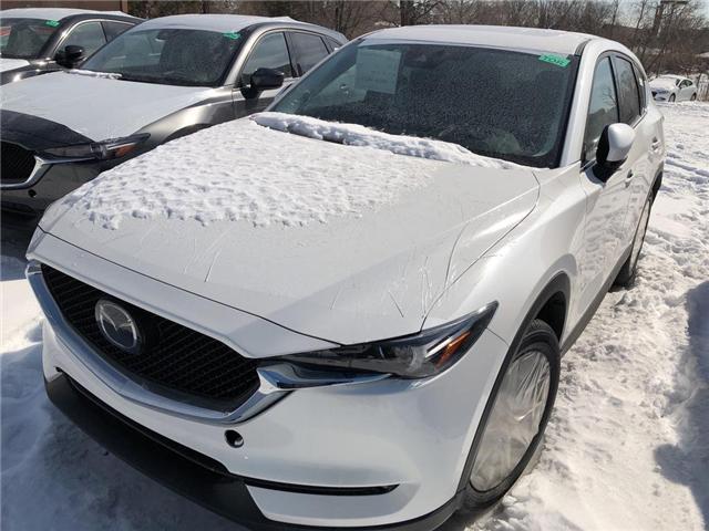 2019 Mazda CX-5 GT (Stk: 81403) in Toronto - Image 1 of 5