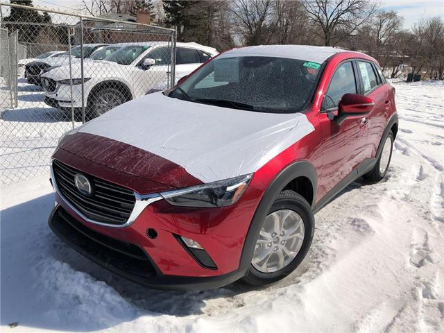 2019 Mazda CX-3 GS (Stk: 81402) in Toronto - Image 1 of 5