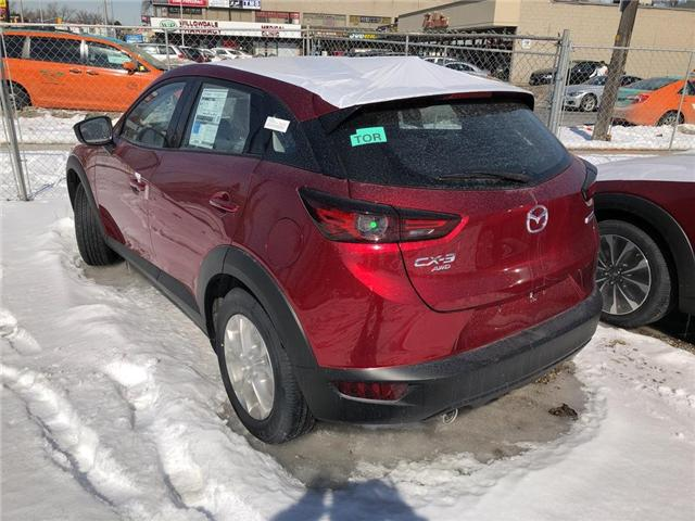 2019 Mazda CX-3 GS (Stk: 81402) in Toronto - Image 2 of 5