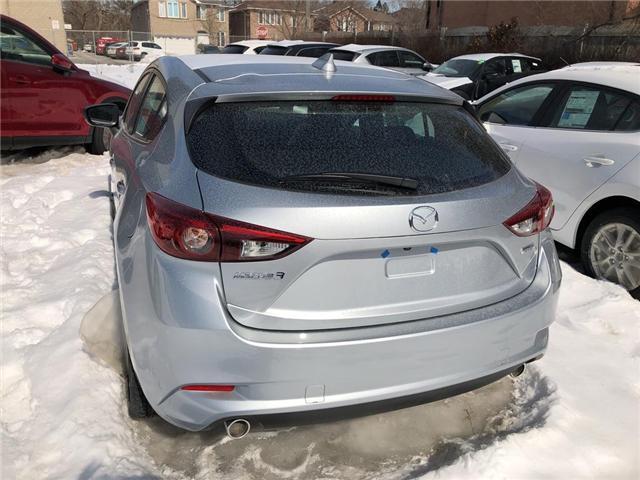2018 Mazda Mazda3 GT (Stk: 80281) in Toronto - Image 4 of 5
