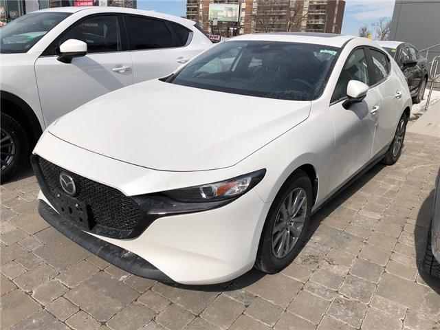 2019 Mazda Mazda3 GS (Stk: 81503) in Toronto - Image 1 of 5