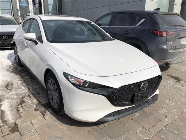 2019 Mazda Mazda3 GS (Stk: 81503) in Toronto - Image 3 of 5