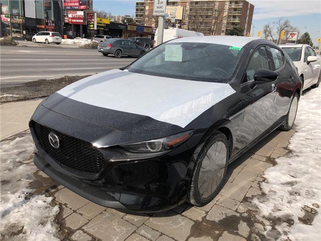2019 Mazda Mazda3 GS (Stk: 81531) in Toronto - Image 1 of 5