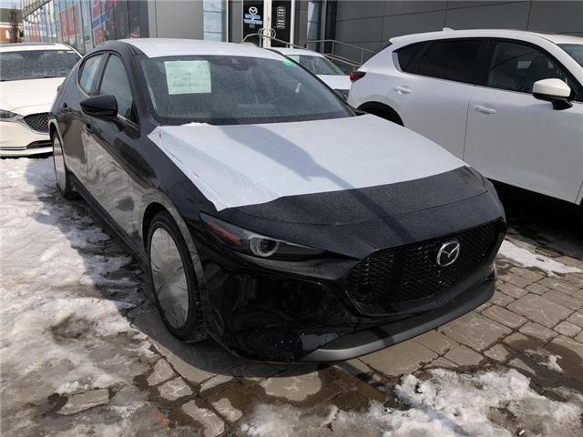 2019 Mazda Mazda3 GS (Stk: 81531) in Toronto - Image 3 of 5
