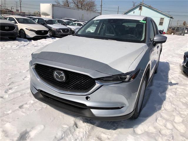 2019 Mazda CX-5 GT w/Turbo (Stk: 81538) in Toronto - Image 1 of 5