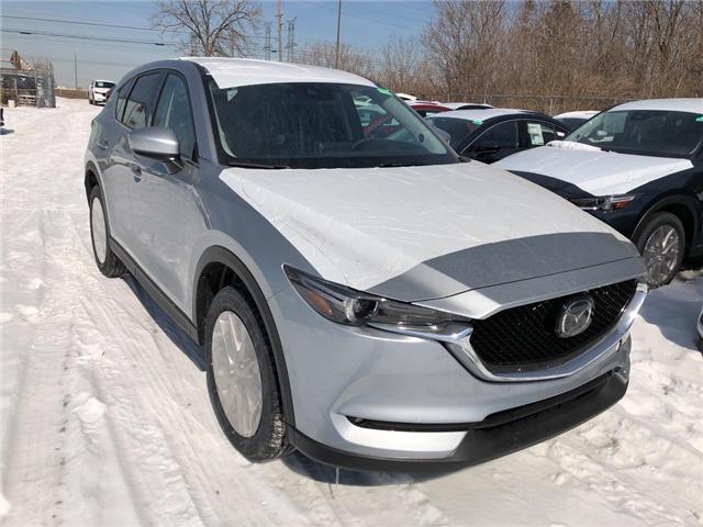 2019 Mazda CX-5 GT w/Turbo (Stk: 81538) in Toronto - Image 3 of 5