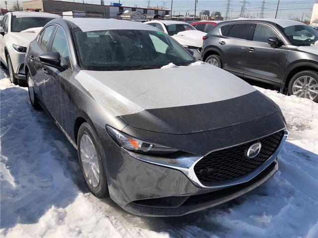 2019 Mazda Mazda3 GS (Stk: 81595) in Toronto - Image 3 of 5