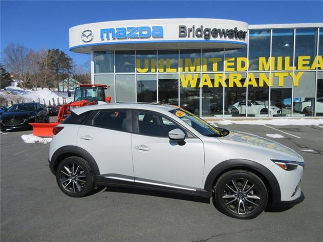 2016 Mazda CX-3 GT (Stk: 19084) in Hebbville - Image 1 of 33