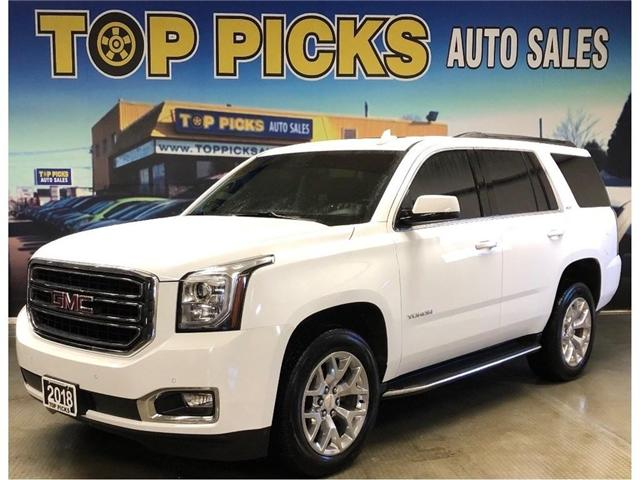 2018 GMC Yukon SLT (Stk: 238511) in NORTH BAY - Image 1 of 30
