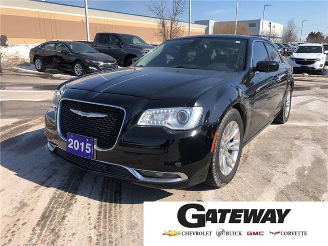 2015 Chrysler 300| Leather||Bluetooth|Rear Camera| Touring (Stk: 161643A) in BRAMPTON - Image 1 of 16