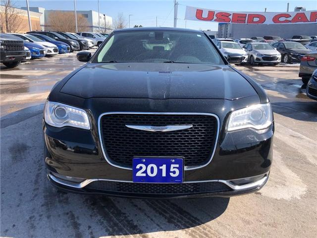 2015 Chrysler 300| Leather||Bluetooth|Rear Camera| Touring (Stk: 161643A) in BRAMPTON - Image 2 of 16