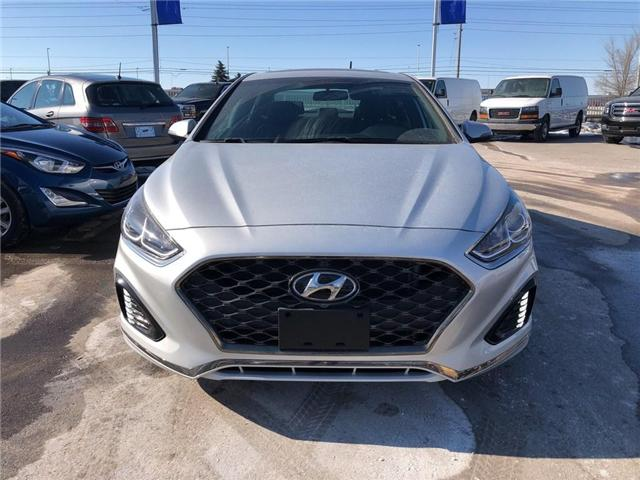 2018 Hyundai Sonata GLS|BACKUP CAM|LEATHER|SUNROOF| (Stk: PA17904) in BRAMPTON - Image 2 of 18