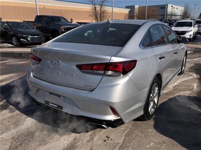 2018 Hyundai Sonata GLS|BACKUP CAM|LEATHER|SUNROOF| (Stk: PA17904) in BRAMPTON - Image 4 of 18
