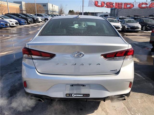 2018 Hyundai Sonata GLS|BACKUP CAM|LEATHER|SUNROOF| (Stk: PA17904) in BRAMPTON - Image 5 of 18