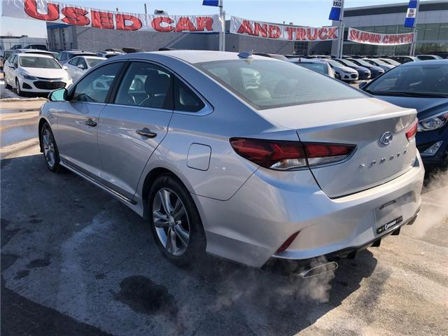 2018 Hyundai Sonata GLS|BACKUP CAM|LEATHER|SUNROOF| (Stk: PA17904) in BRAMPTON - Image 6 of 18