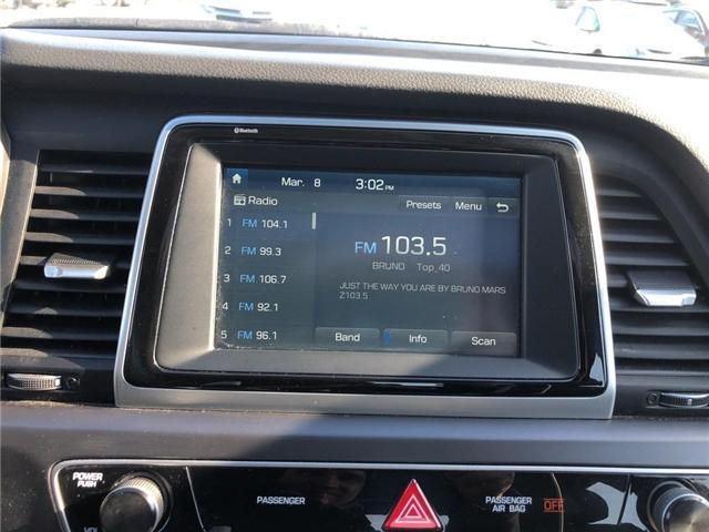 2018 Hyundai Sonata GLS|BACKUP CAM|LEATHER|SUNROOF| (Stk: PA17904) in BRAMPTON - Image 15 of 18