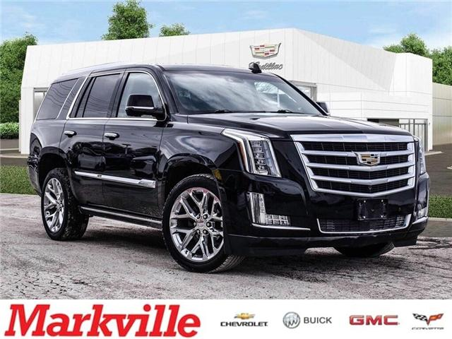 2016 Cadillac Escalade PREMIUM COLLECTION-GM CERTIFIED PRE-OWNED-1 OWNER (Stk: 167539A) in Markham - Image 1 of 26