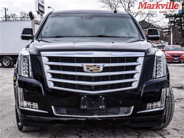 2016 Cadillac Escalade PREMIUM COLLECTION-GM CERTIFIED PRE-OWNED-1 OWNER (Stk: 167539A) in Markham - Image 2 of 26