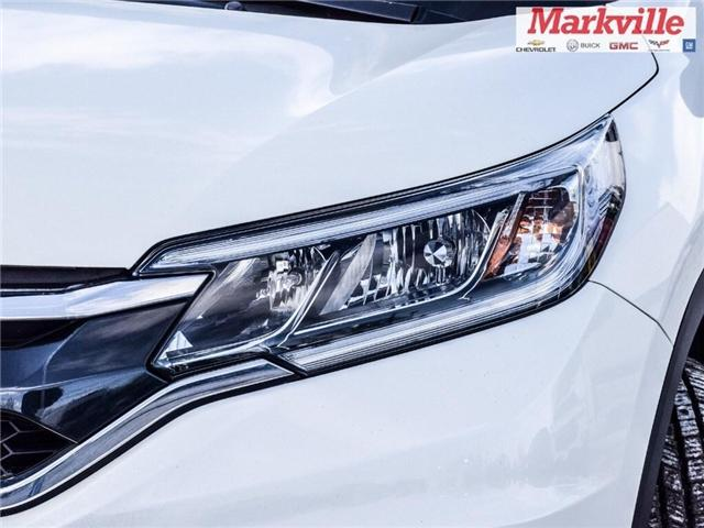 2015 Honda CR-V LX-AWD-CERTIFIED PRE-OWNED-1 OWNER (Stk: 525697A) in Markham - Image 3 of 26