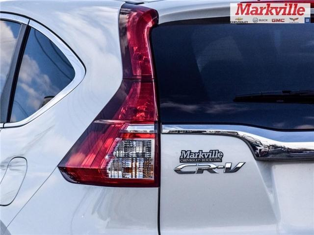 2015 Honda CR-V LX-AWD-CERTIFIED PRE-OWNED-1 OWNER (Stk: 525697A) in Markham - Image 5 of 26