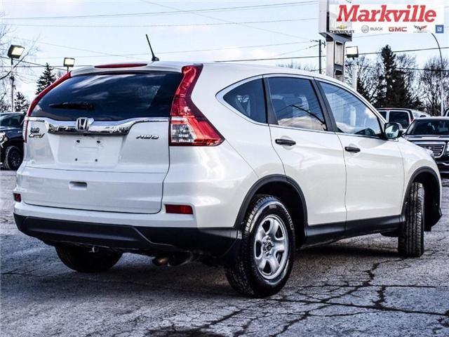 2015 Honda CR-V LX-AWD-CERTIFIED PRE-OWNED-1 OWNER (Stk: 525697A) in Markham - Image 8 of 26
