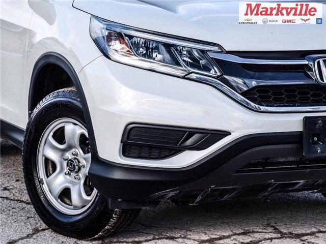 2015 Honda CR-V LX-AWD-CERTIFIED PRE-OWNED-1 OWNER (Stk: 525697A) in Markham - Image 10 of 26