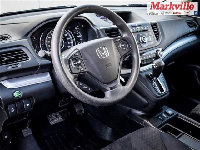 2015 Honda CR-V LX-AWD-CERTIFIED PRE-OWNED-1 OWNER (Stk: 525697A) in Markham - Image 12 of 26