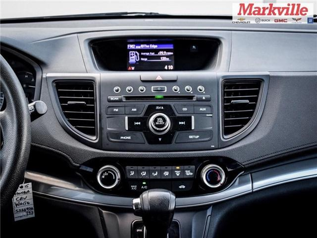 2015 Honda CR-V LX-AWD-CERTIFIED PRE-OWNED-1 OWNER (Stk: 525697A) in Markham - Image 15 of 26