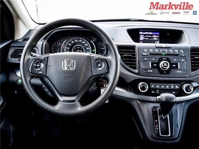 2015 Honda CR-V LX-AWD-CERTIFIED PRE-OWNED-1 OWNER (Stk: 525697A) in Markham - Image 21 of 26