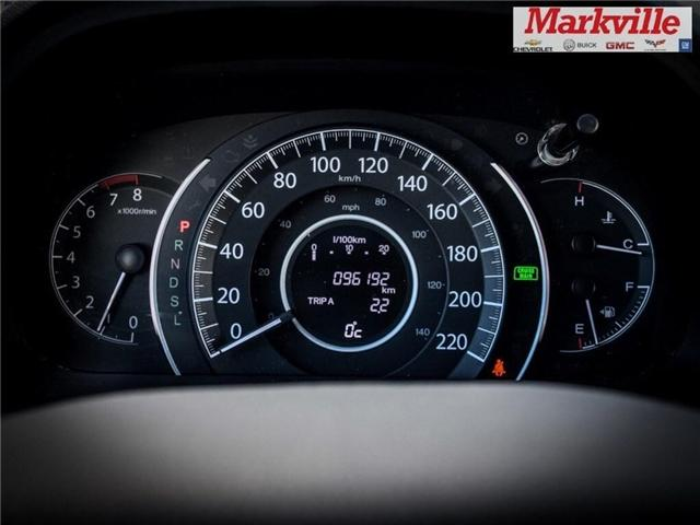 2015 Honda CR-V LX-AWD-CERTIFIED PRE-OWNED-1 OWNER (Stk: 525697A) in Markham - Image 23 of 26