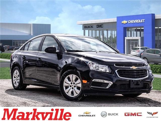 2015 Chevrolet Cruze LT- GM CERTIFIED PRE-OWNED- 1 OWNER (Stk: 138336A) in Markham - Image 1 of 26
